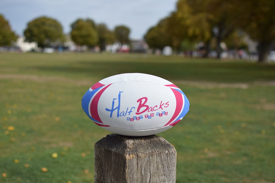 Half Backs Rugby